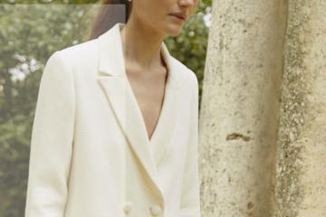 Ava Gardner una novia con traje de chaqueta y pantalon | Ava Gardner, una novia con traje de chaqueta y pantalón