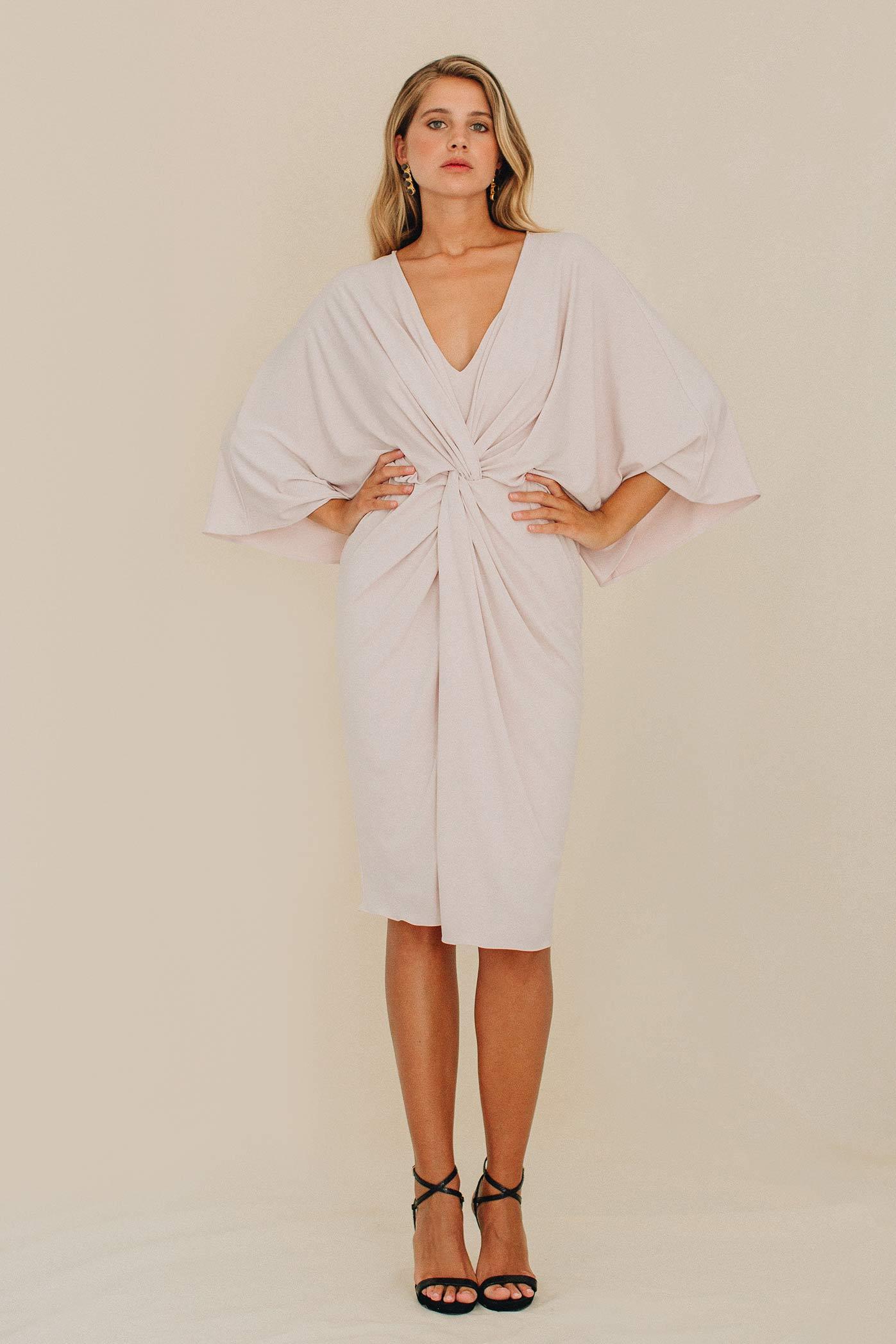 Vestido Kaftan Brisse